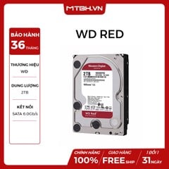 HDD 2TB WD RED NEW