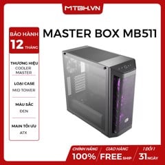 CASE COOLER MASTER MASTER BOX MB511 RGB