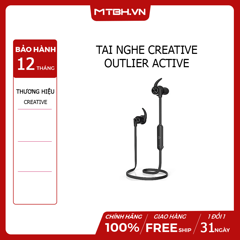 TAI NGHE CREATIVE OUTLIER ACTIVE