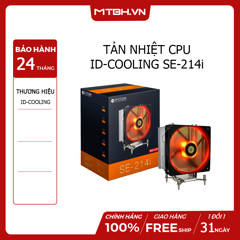 TẢN NHIỆT CPU ID-COOLING SE-214i (version 2020) socket 1200/115X