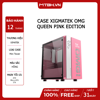 CASE XIGMATEK OMG QUEEN PINK EDITION