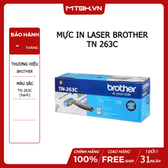 MỰC IN LASER BROTHER TN 263C