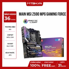 MAIN MSI Z590 MPG GAMING FORCE