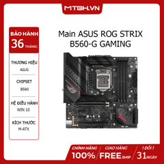 Main ASUS ROG STRIX B560-G GAMING