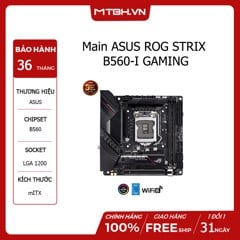 Main ASUS ROG STRIX B560-I GAMING