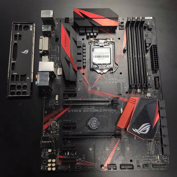 MAIN ASUS B250H GAMING STRIX BẢO HÀNH 1TH