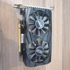 VGA PALIT GTX 1650 4GB DUAL BH 1TH