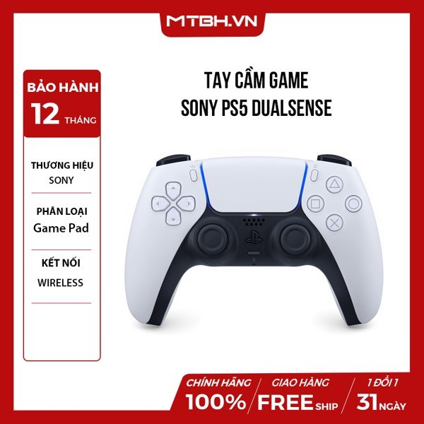 Tay cầm Game Sony PS5 DualSense