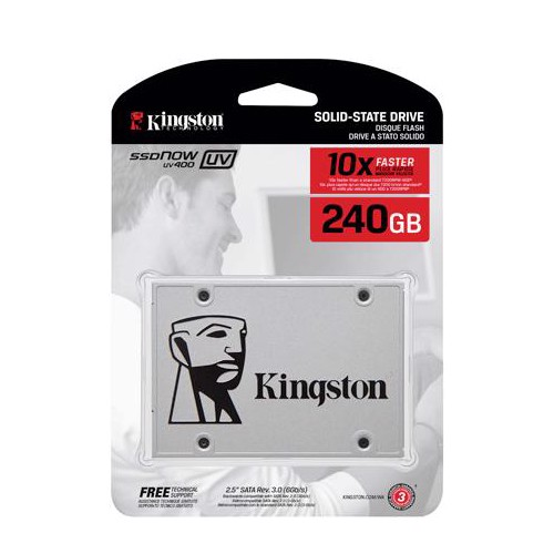 SSD KINGSTON 240GB UV400