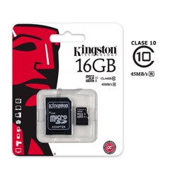 THẺ NHỚ KINGSTON 16GB SELECT SDCS-80R C101