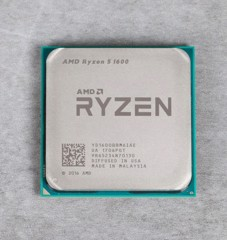 CPU AMD RYZEN 5 1600 BH 1TH