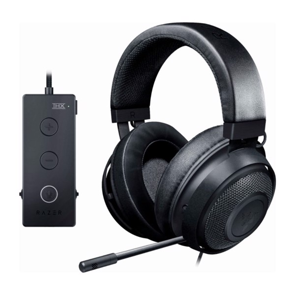 TAI NGHE RAZER KRAKEN TOURNAMENT EDITION WIRED - BLACK