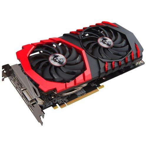 VGA MSI RX 570 4GB GAMING X