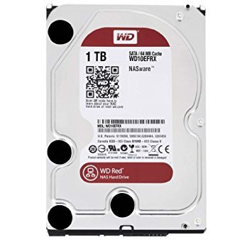 HDD WD 1TB RED