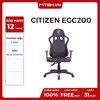GHẾ E-DRA CITIZEN EGC200 GAMING BLACK WHITE