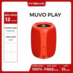 LOA BLUETOOTH CREATIVE MUVO PLAY ( CAM )