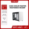 CASE COOLER MASTER MASTERBOX NR200P WHITE MINI ITX TOWER