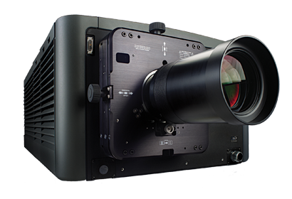 Christie CP2230 DLP 2K, upgradable to 4K