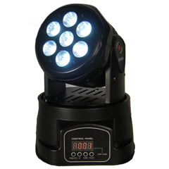 LED Moving Head 7x10 RGBW 4in1