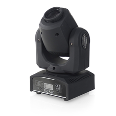 LED Moving Head 30W SPOT COLOR GOBO