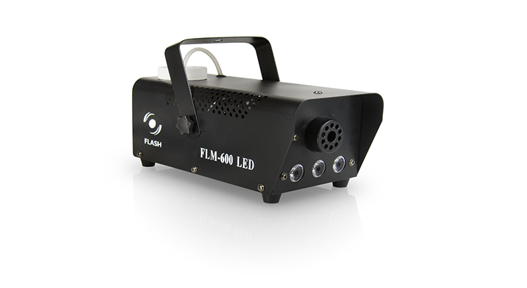 FLM-600 MINI FOG MACHINE + BLUE