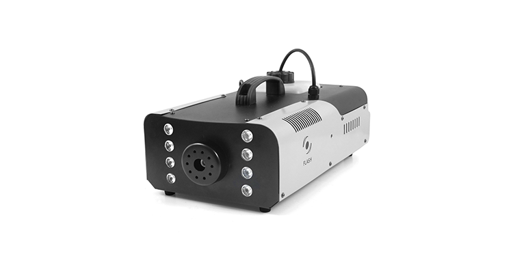 FOG Machine FLZ-2000 DMX + LED 3in1 RGB