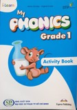 MY PHONICS - GRADE 1 - ACTIVITY BOOK