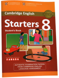 Starters 8 _ Student's Book