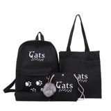 Set balo Cats (4 món)