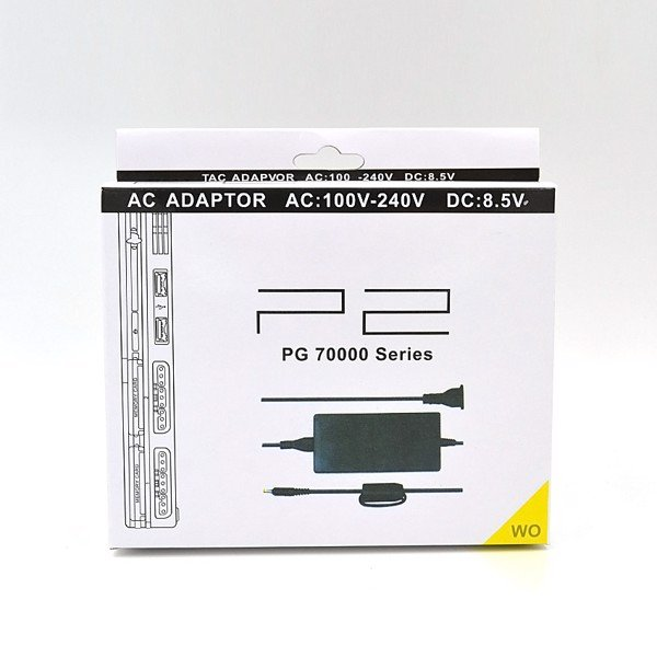AC Adapter sạc cho Playstation 2 8.5V series 70000