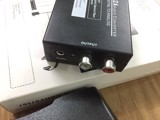 ADC-DA202 audio converter digital to analog (av + aux 3.5)