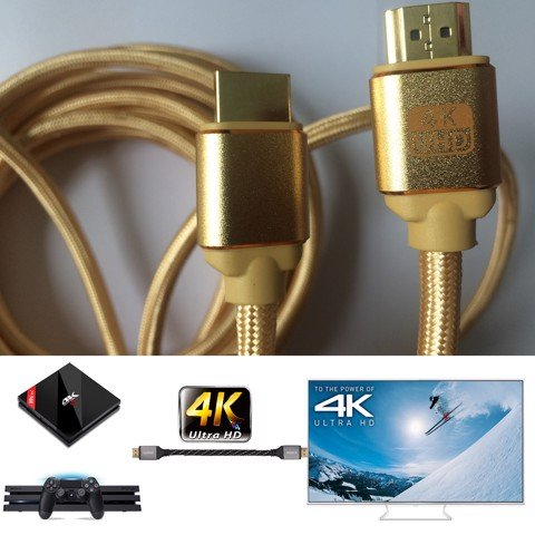 Cáp HDMI 2.0 Ultra HD 4K 60hz