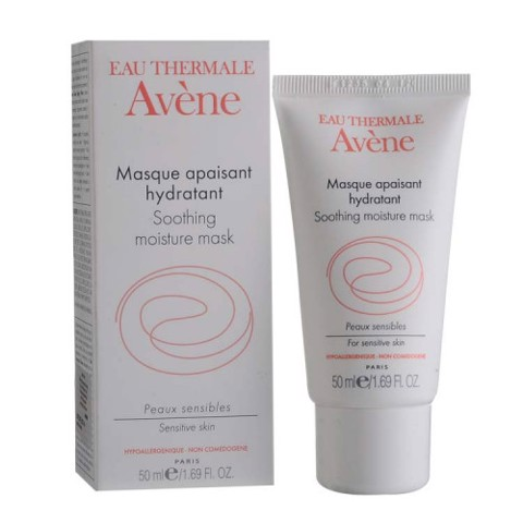 Mặt Nạ Giữ Ẩm Eau - Thermale Avène Soothing Moisture Mask 50ml
