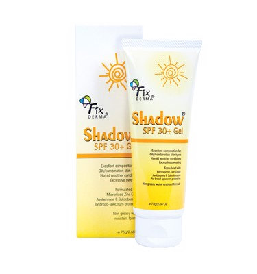 Gel Chống Nắng Fixderma Shadow Spf 30+