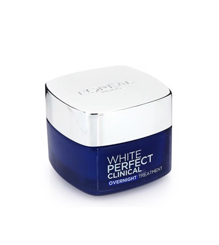 Kem Dưỡng Ban Đêm L'Oréal White Perfect Clinical Overnight Treatment