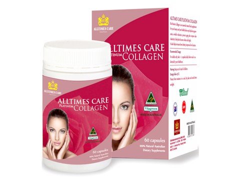 Viên Uống Alltimes Care Platinum Collagen