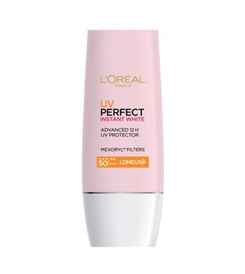 Kem Chống Nắng Loreal UVP Instant White 30ml