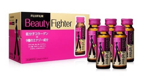 Nước Uống Collagen Đẹp Da Beauty Fighter