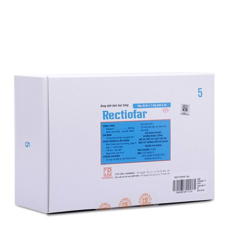 Rectiofar (5ml)
