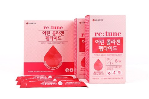 Thạch Eo-rin Collagen Peptide |Re:tune Fish Scale Collagen Peptide