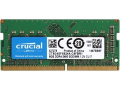 RAM CRUCIAL CT8G4SFS824A 8GB BUS 2400 CHO LAPTOP