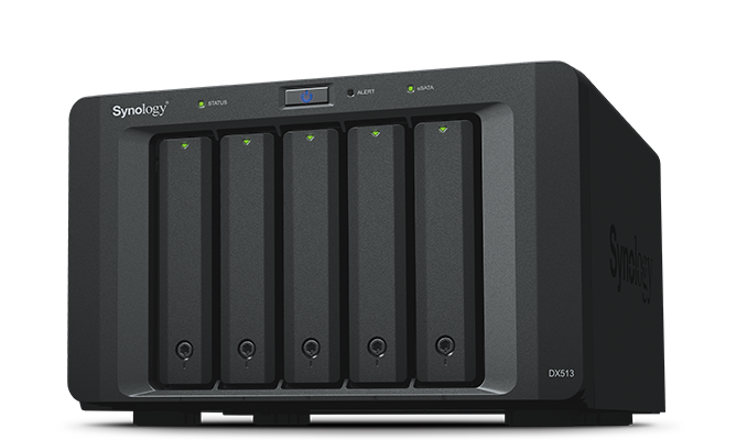 SYNOLOGY EXPANSION UNIT DX513