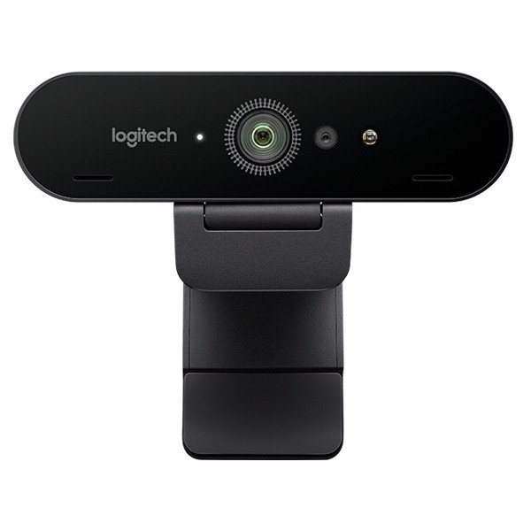 WEBCAM LOGITECH BRIO video Ultra HD 4k & rightlight 3 với HDR