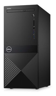 PC DELL VOSTRO 3670 J84NJ21 I7 8700/8GB/1TB/GTX1050 2G/DVDRW/K+M/WL/DOS
