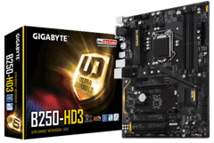 MAINBOARD B250-HD3