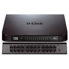 SWITCH 24-PORT GIGABIT D-LINK DGS-1024A