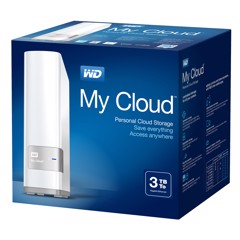 My Cloud 3TB WDBCTL0030HWT