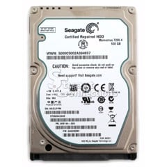 HDD NOTEBOOK SEAGATE 500GB SATA