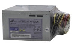 FSP Power Supply AX Series AX350ATX(12CM) - Model AX270-52YTN - Active PFC
