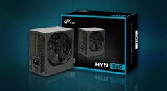 FSP Power Supply HYN Series HYN550ATX  - Active PFC